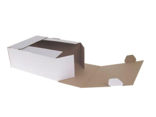 A5 Formbox forsendelsesæske: 212x152x80 mm