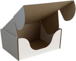 Varenr. 4415 - A6 Formbox forsendelsesæske: 155x110x70 mm